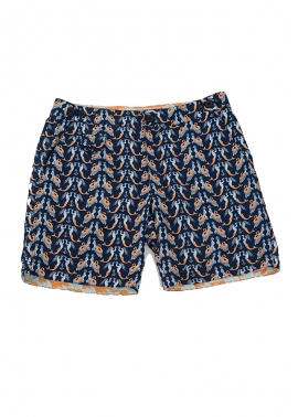 Tama Mermaids Mens Swimwear - Flat Front - The Rocks Push
