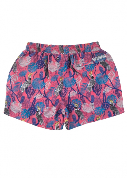 Balmoral Boys Cockys Board Shorts - Flat Back - The Rocks Push