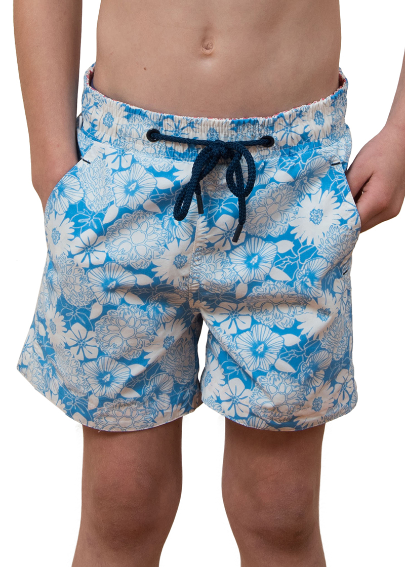 60e4e859a1 Boys Board Shorts Made From Recycled Fishing Nets | The Rocks Push